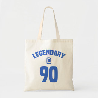 Bolsa Tote Aniversário legendário do 90