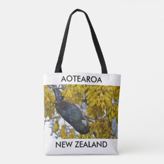 Bolsa Tote aotearoa Nova Zelândia tui 2