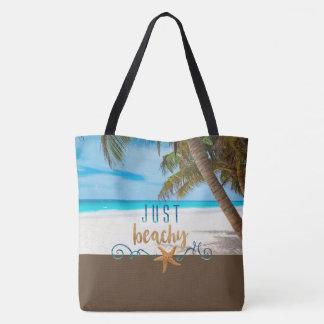 Bolsa Tote Apenas Beachy