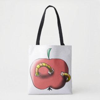 Bolsa Tote Apple com sem-fim