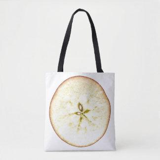 Bolsa Tote Apple corta tudo sobre - sacola do impressão