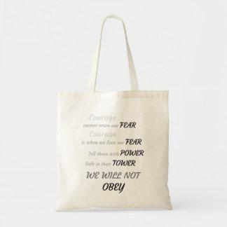 Bolsa Tote Apreenda a sacola do dia
