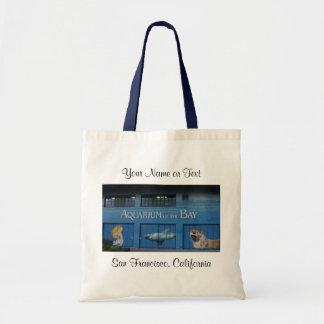 Bolsa Tote Aquário de SF da sacola da baía #3