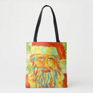Bolsa Tote Arte colorida de Claus