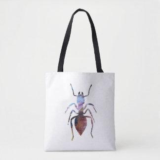 Bolsa Tote Arte da formiga