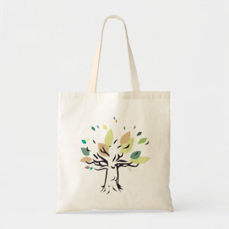 Bolsa Tote Árvore gráfica ilustração em Tragetasche