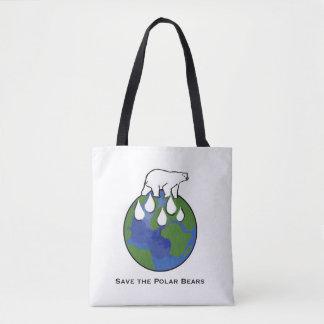 Bolsa Tote As alterações climáticas são reais