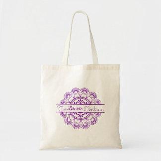 Bolsa Tote As sacolas médias divinas