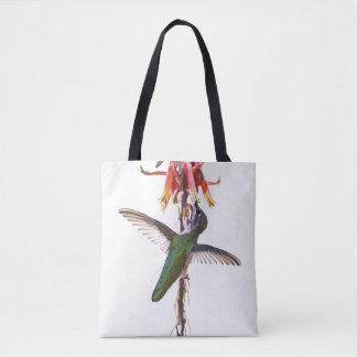 Bolsa Tote Asas do colibri