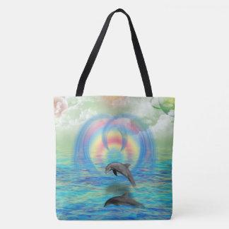 Bolsa Tote Ascensão do golfinho