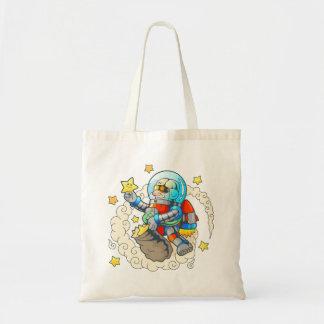 Bolsa Tote astronauta
