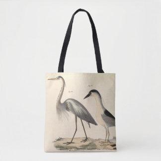 Bolsa Tote Aves aquáticas