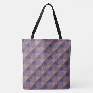 Bolsa Tote Azulejo de prisma