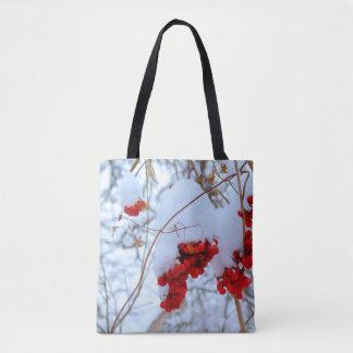 Bolsa Tote Baga de Rowan congelada no início do primavera
