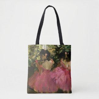 Bolsa Tote Bailarinas no rosa por Edgar Degas