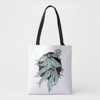 Bolsa Tote baleia, whalenavigation, baleias, lovewhales, lua,
