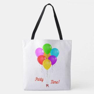 Bolsa Tote Balões do partido