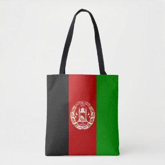 Bolsa Tote Bandeira afegã patriótica