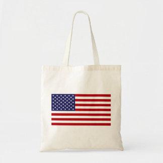 Bolsa Tote Bandeira americana - bandeira dos Estados Unidos -