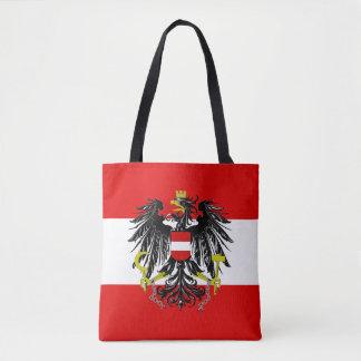 Bolsa Tote Bandeira austríaca