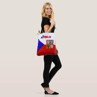 Bolsa Tote Bandeira checa