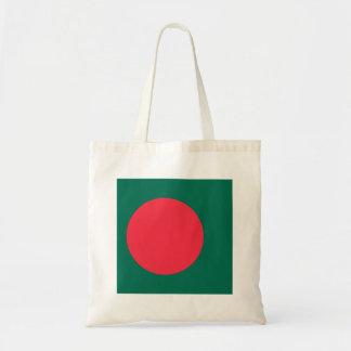 Bolsa Tote Bandeira de Bangladesh
