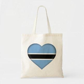 Bolsa Tote Bandeira de Botswana