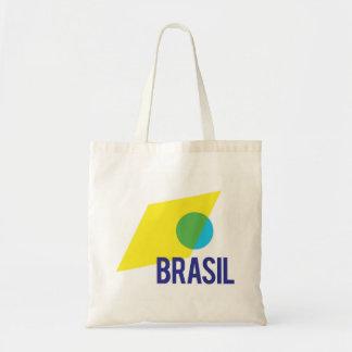 Bolsa Tote Bandeira de Brasil