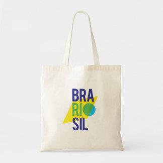 Bolsa Tote Bandeira de Brasil Rio