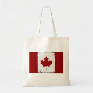 Bolsa Tote Bandeira de Canadá