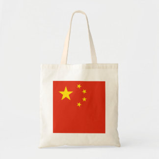 Bolsa Tote Bandeira de China