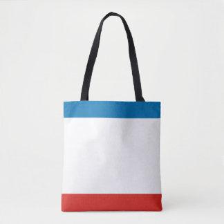 Bolsa Tote Bandeira de Crimeia