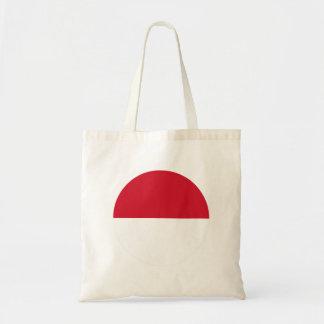 Bolsa Tote Bandeira de Indonésia