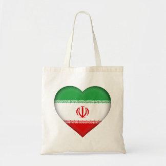 Bolsa Tote Bandeira de Irã