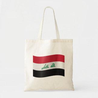 Bolsa Tote Bandeira de Iraque