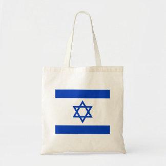 Bolsa Tote Bandeira de Israel