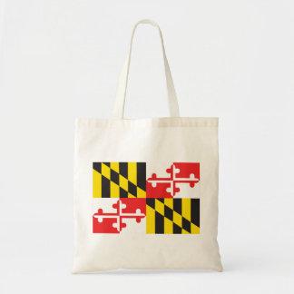 Bolsa Tote Bandeira de Maryland