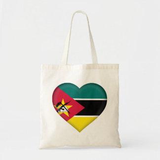 Bolsa Tote Bandeira de Mozambique