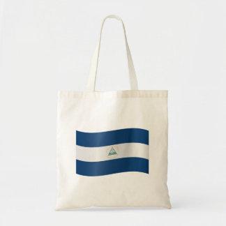 Bolsa Tote Bandeira de Nicarágua