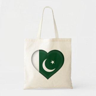 Bolsa Tote Bandeira de Paquistão