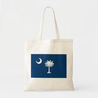 Bolsa Tote Bandeira de South Carolina