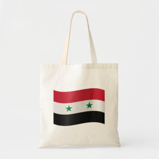 Bolsa Tote Bandeira de Syria