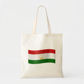 Bolsa Tote Bandeira de Tajikistan
