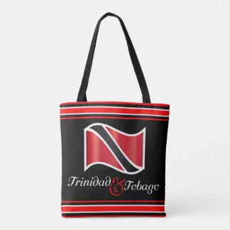 Bolsa Tote Bandeira de Trinidad and Tobago