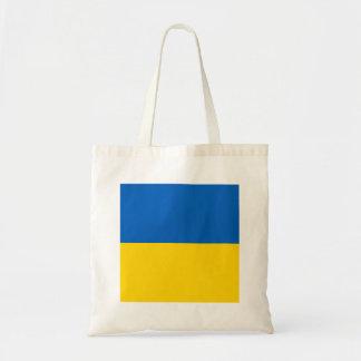 Bolsa Tote Bandeira de Ucrânia