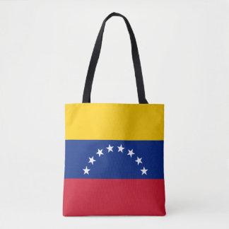 Bolsa Tote Bandeira de Venezuela