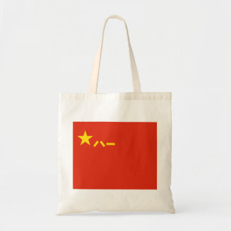 Bolsa Tote Bandeira do PLA de China - bandeira chinesa -) do