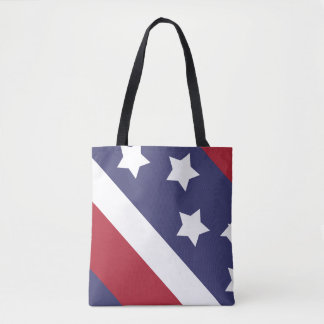 Bolsa Tote Bandeira dos Estados Unidos