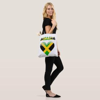 Bolsa Tote Bandeira jamaicana