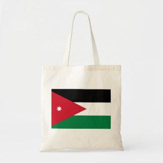 Bolsa Tote Bandeira nacional do mundo de Jordão